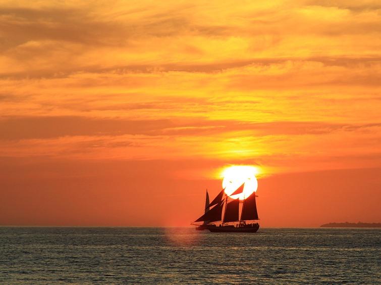 津途部落-出海打渔-畅游海景-赏海日落