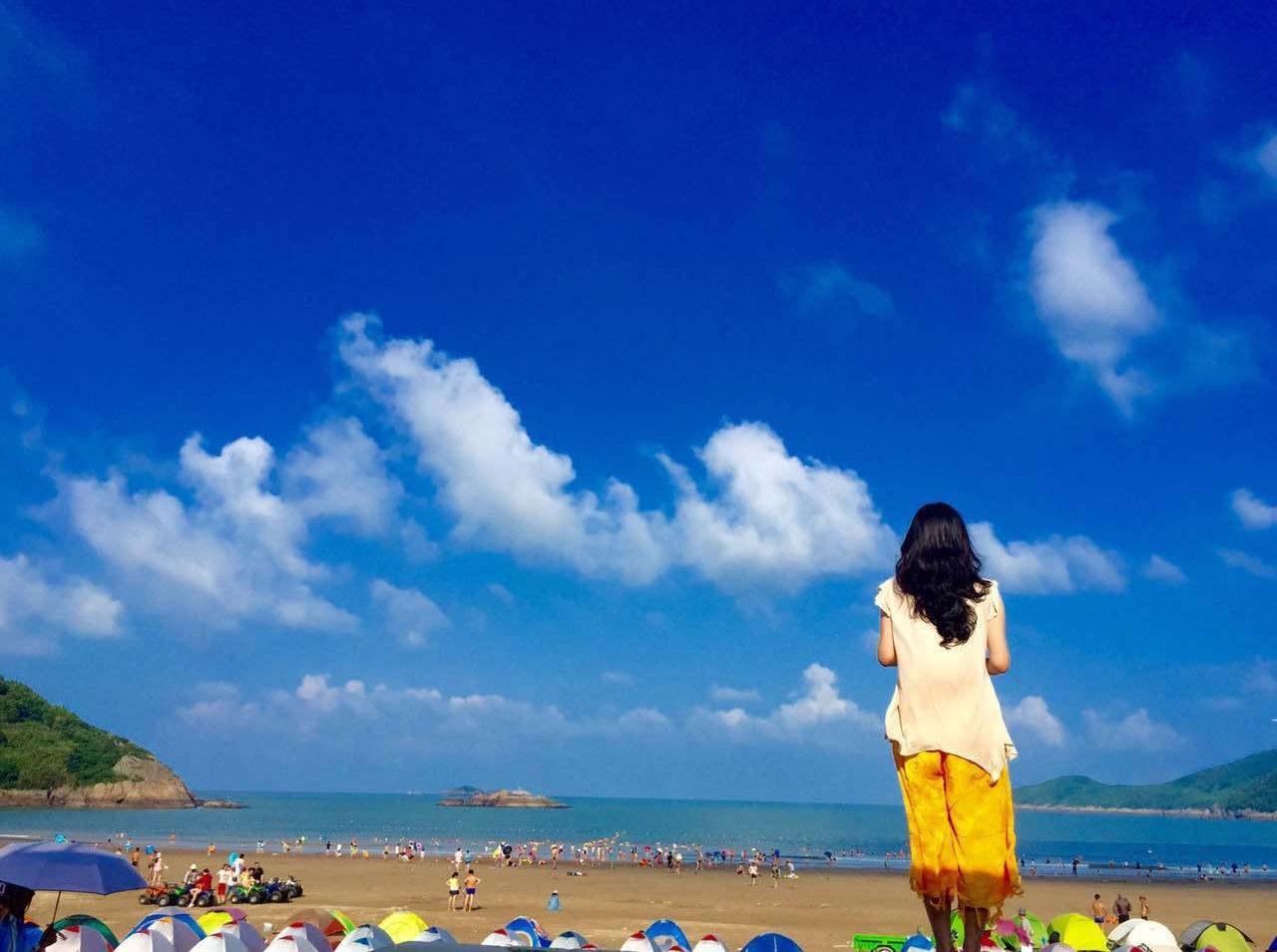 5.1-5.2我们一起游姐妹沙滩檀头山岛