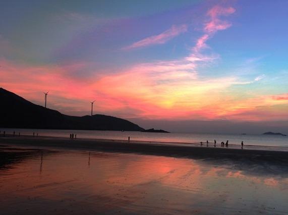 6.17-18与我们游姐妹沙滩-檀头山岛