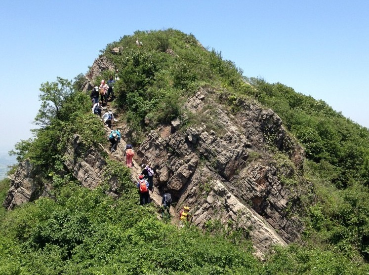 10.3穿越丛林尽享高骊山峭壁间的乐趣