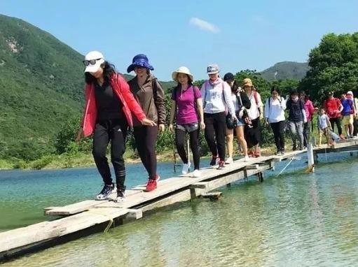 【香港徒步】 麦里浩径2段休闲徒步