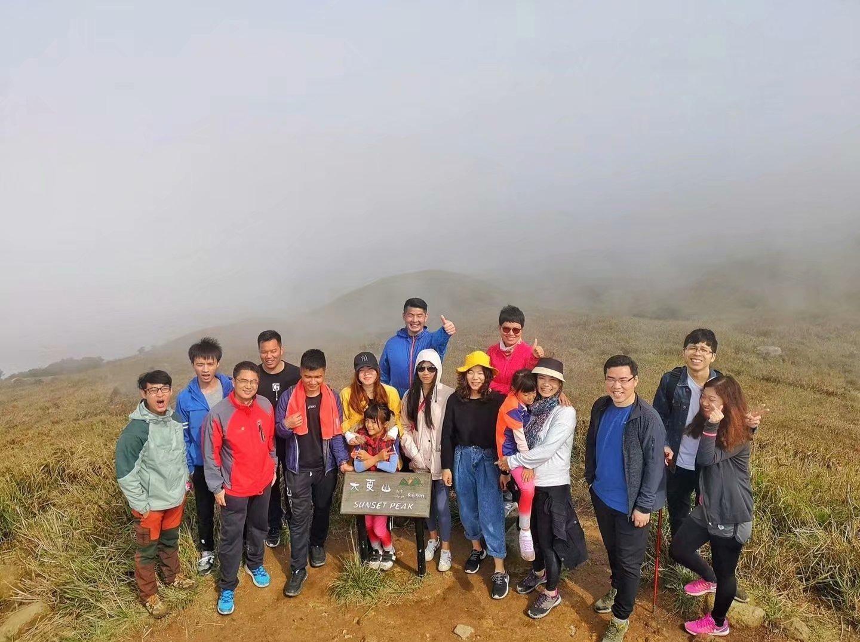 【香港徒步】 香港草原大东山一天活动