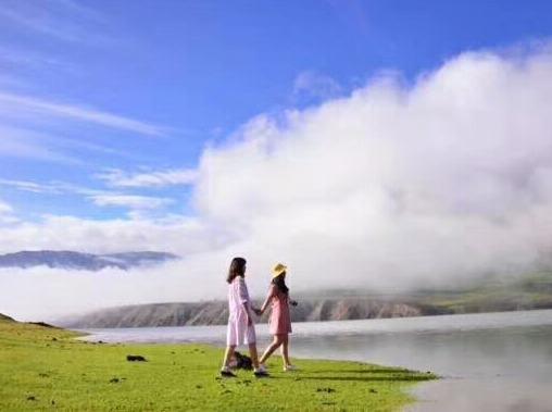 避暑 冶勒湖+孟获城 彝乡秘境 美不自知