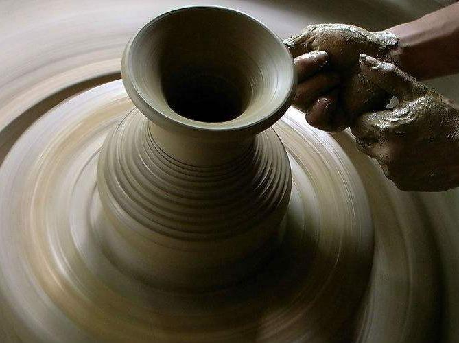 DIY陶艺活动