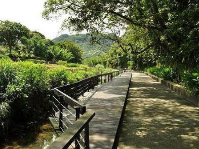 徒步大溪河