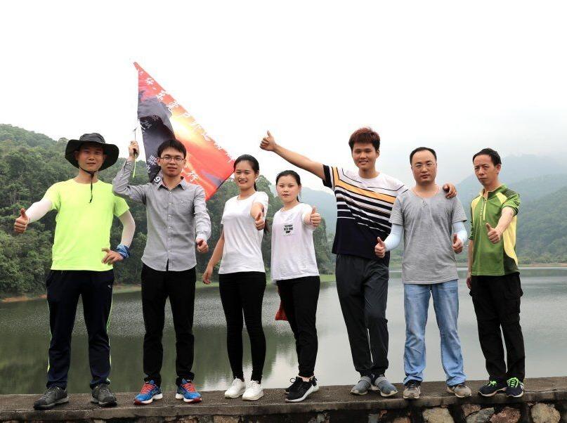 6月30日航行深圳湾徒步