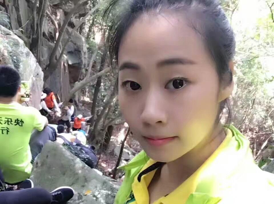 1月28日勇攀深圳第一高峰梧桐山
