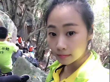 5月21日勇攀深圳第一高峰梧桐山