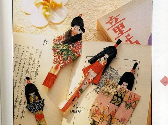 「女儿节折纸」- 人偶与折纸