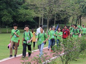 星期天湿地公园集体徒步(1.27星期天)