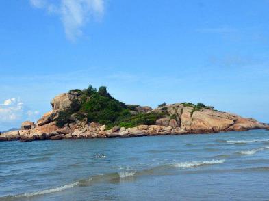 咸台港穿越狮子岛