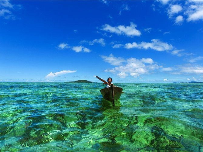 五月,去仙本那浮潜