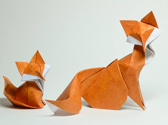 折纸艺术讲座实践