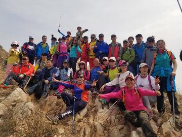 连川户外既新驴营4月27日(周六)大黑山