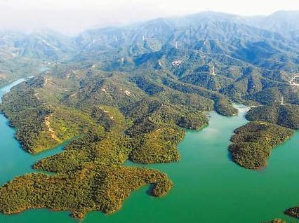 国庆节穿越五桂山一日旅行