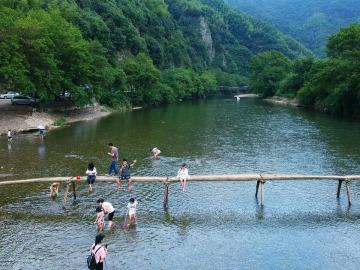 6月旅行活动皖南小桂林召集中