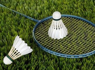 周日羽毛球双打PK赛