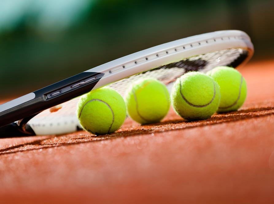 新手 户外网球练习——广州同城