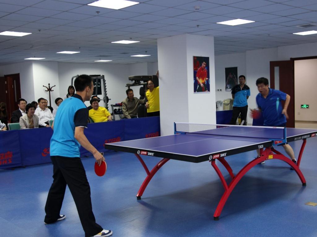 国体乒乓球比赛邀你来加入