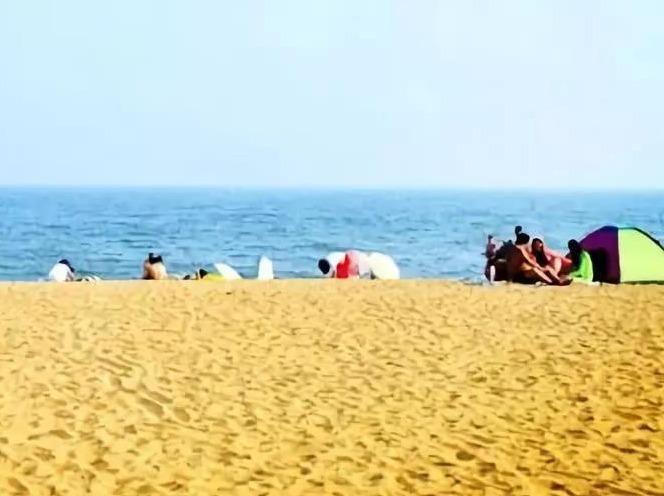 东戴河-夏至未至,清凉一夏