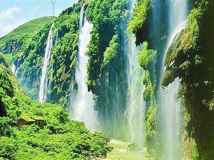 7月19-22号贵州马岭河、黄果树4日游