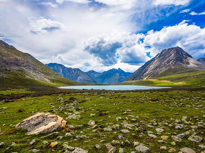 徒步第二香巴拉-雅拉雪山   6日行程