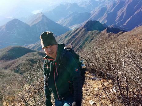 【芒果户外】大觉寺穿越凤凰岭到阳台山