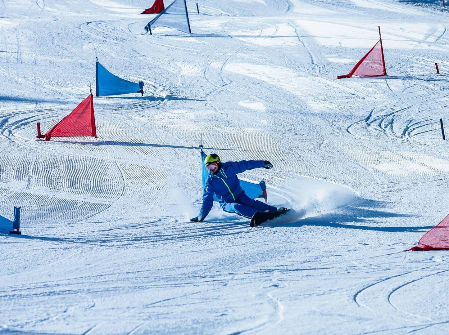 【芒果户外】免费体验17滑四季滑雪场