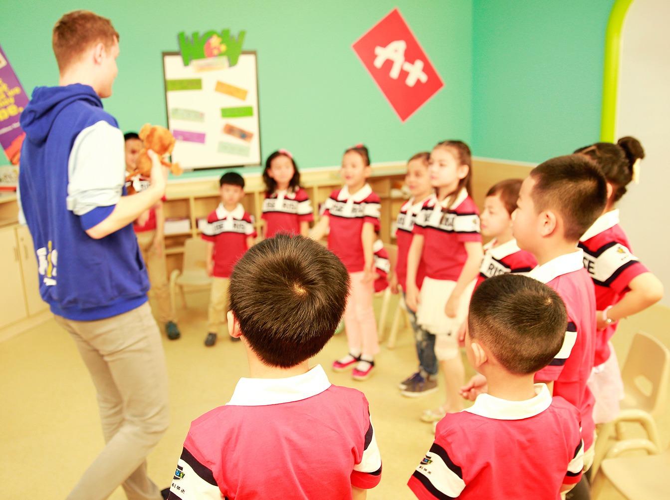 少儿趣味学英语,体验边玩边学的乐趣