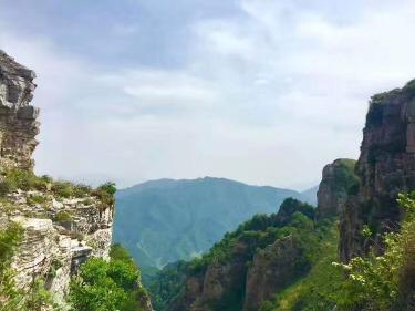 东灵山 挑战北京第一