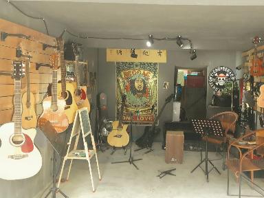 黎塘吉他工作室 公开体验课