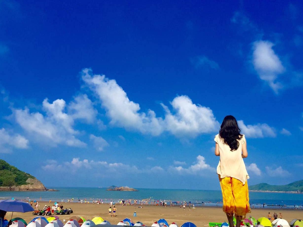 5.29-30寻找大王宫游沙滩檀头山岛
