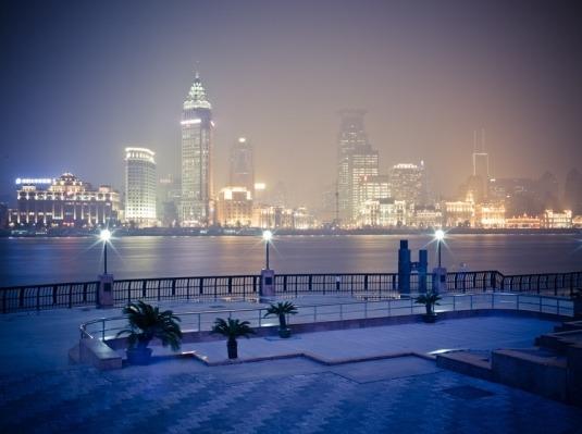 7月11日:陆家嘴-滨江公园-耀华路夜徒