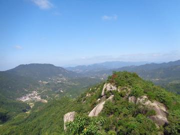 9.22新昌小黄山环线
