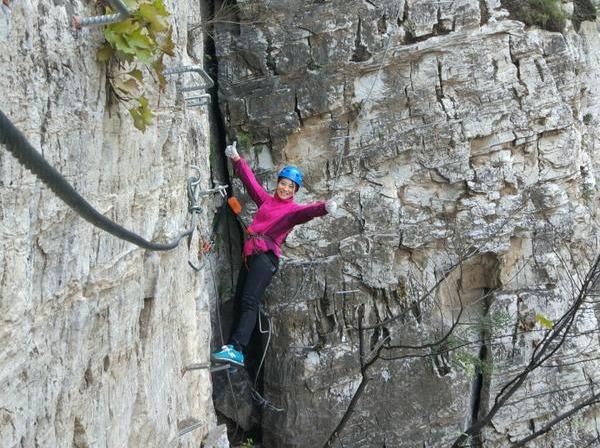 轨道式攀岩 3月26号 周日 飞拉达挑战