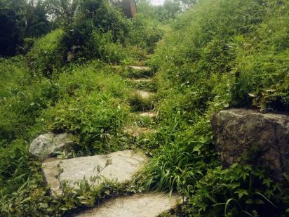 5月1日   乌石古道徒步