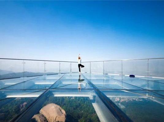大王洞风景区、巨石山爱心平台 2日游