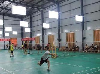 金昌2小时欢乐羽毛球活动