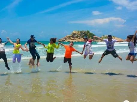 惠州狮子岛穿越捡贝壳活动(5.29号)
