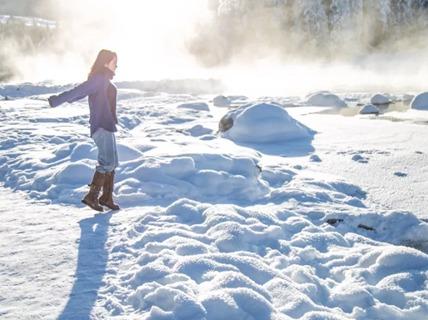 冬游新疆喀纳斯赛里木湖8天7晚极致玩雪
