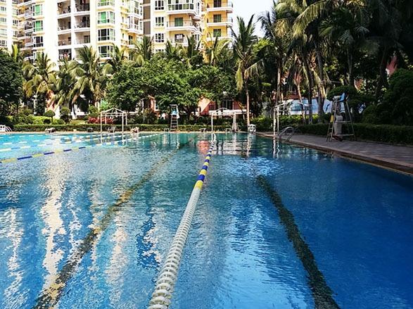乐泳刻——周日奥林匹克第48次游泳交流