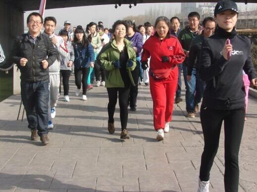 奔跑吧,邵阳!城南公园跑步活动,免费报名