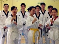 跆拳道运动,菜鸟的你快来学习吧!