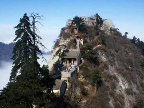 11月26日观音山登高祈福穿越祥峪