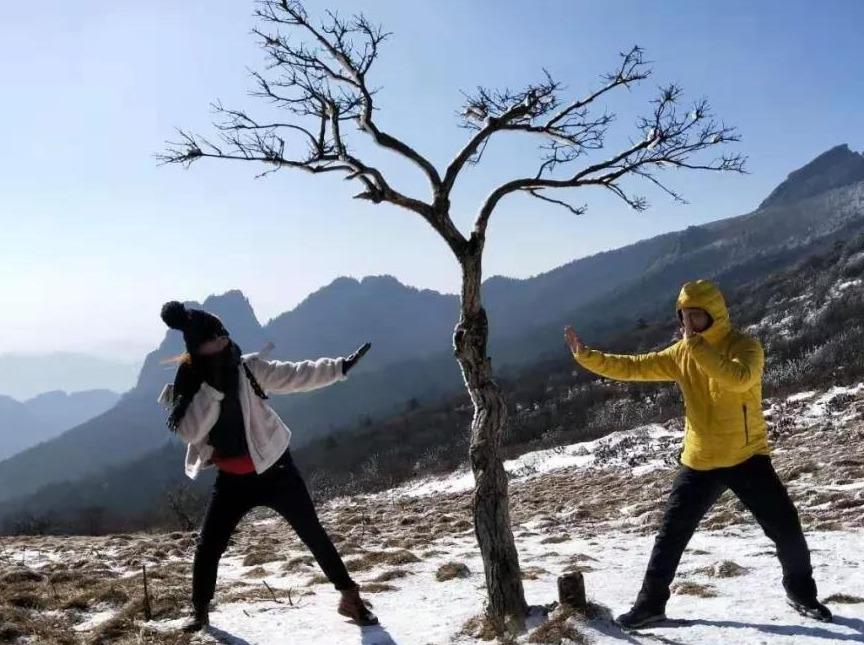 3月10日(周日)涝峪-凤凰山登高天池梁