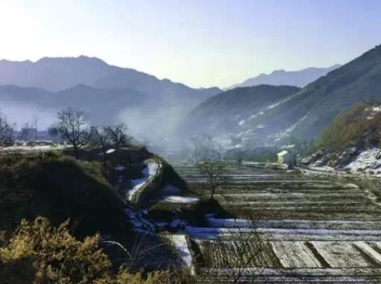 11月23日挑战东秦岭笫二高峰—箭峪岭