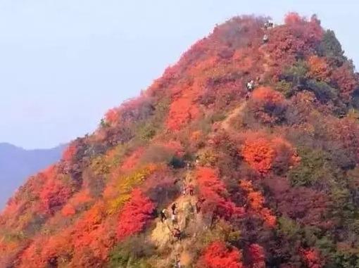 10月27日团标峪穿越体验野炊火锅