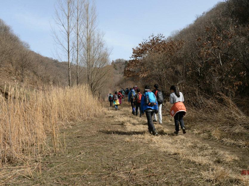 2月26日沣峪—子午峪—抱龙峪三峪穿越