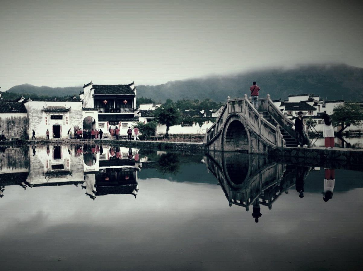 江南黄山宏村