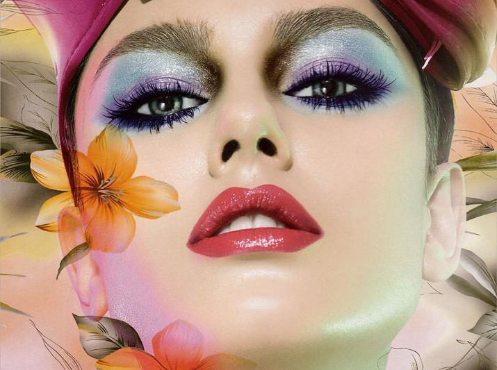 唯美学校免学费培训彩妆 美甲 美容美体